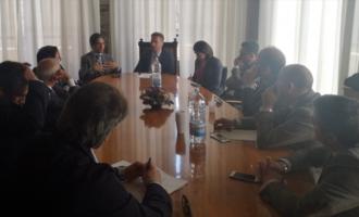 MILAZZO – Vertice a Reggio Calabria per potenziare collegamenti tra Aeroporto e Isole Eolie