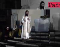 """LIBRIZZI – Stasera la 5ª Edizione della """"Via Crucis Vivente"""" nel centro storico"""