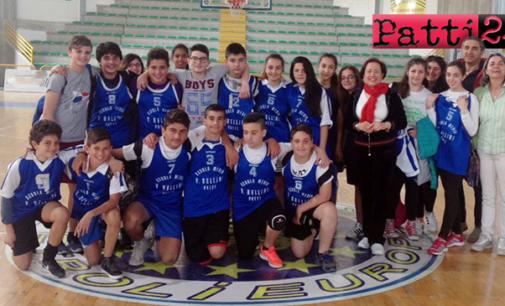 """PATTI – La """"Bellini"""" continua a ben figurare nei Campionati Studenteschi."""