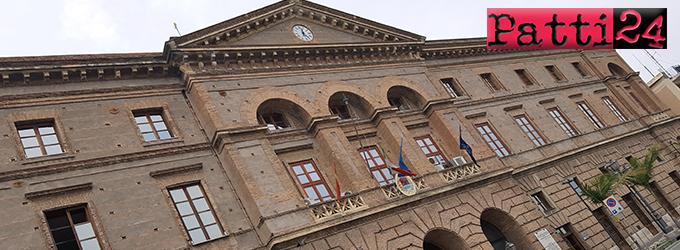 MILAZZO – Martedì 25 seduta ordinaria di consiglio comunale. 18 i punti all'Odg
