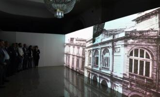 """MESSINA – Inaugurata la mostra sensoriale """"Percorsi nella memoria"""" – fino al 1 giugno al Teatro Vittorio Emanuele di Messina"""