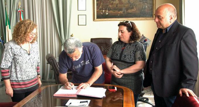 """MESSINA – """"Una Phabula contro il bullismo"""", siglato il protocollo d'intesa a Palazzo dei Leoni"""