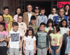 """PATTI –  Alla """"Pirandello"""" corso di pittura per iniziativa della Società Pattese di Storia Patria, coordinato dal prof. Carmelo Scalia, è tenuto dal maestro Antonino Gaglio"""