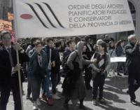 """MESSINA – """"Equo compenso e dignità professionale"""". L'Ordine degli Architetti di Messina domani alla manifestazione a Roma"""