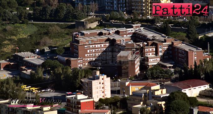 PATTI – Rendere nuovamente fruibili al 100% tutti i servizi dell'Ospedale Barone Romeo.