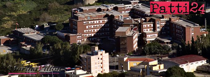 """PATTI – Al """"Barone Romeo"""" prelievo multi-organo su paziente 58enne di Mazzarà Sant'Andrea."""