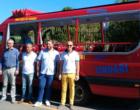 PATTI – Inaugurata oggi la nuova linea turistica con bus scoperto Tindari – S. Giorgio di Gioiosa Marea