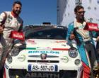 """PATTI – Storica presenza al """"Rally Italia Sardegna 2017"""" del pattese Luigi Aliberto"""