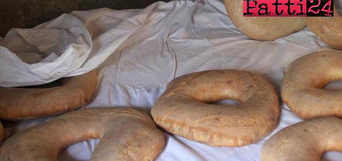 """NOVARA DI SICILIA – Oggi nella frazione San Marco la XIIª edizione della """"Festa del pane"""". Tradizione, degustazione e folklore"""