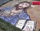MONTALBANO ELICONA – Si rinnova l'appuntamento con l' Insabbiata ideata dalla Congregazione del S.S. Sacramento