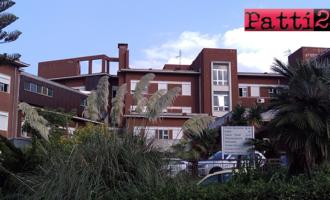 """PATTI – Vicenda di Alessandro Cappadona. Le precisazioni dei medici del Ppi dell'ospedale """"Barone Romeo""""."""
