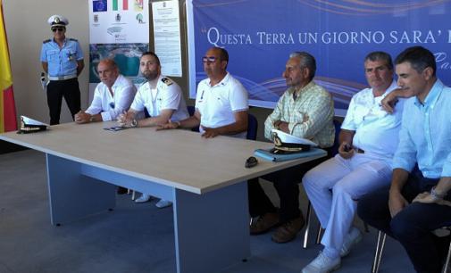 CAPO D'ORLANDO – Il porto aperto alle imbarcazioni, la conferenza stampa
