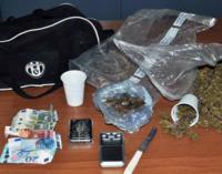 MESSINA – Droga tra cavoli e galline. Arrestato pusher e sequestrata marijuana