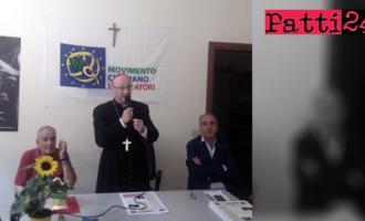 PATTI – Inaugurata la sede locale del Movimento Cristiano Lavoratori  alla presenza del vescovo mons. Giombanco