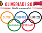 OLIVERI – Oliveriadi 2ª edizione. Si inizia il 16 Luglio a Librizzi, il gran finale il 31 Luglio a Oliveri