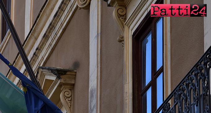PATTI – Consiglio Comunale convocato per martedì 15 maggio