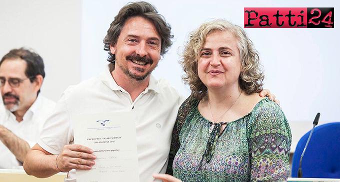 """PATTI – Premio Nazionale  MED """"Cesare Scurati"""". Altro riconoscimento per l'istituto comprensivo """"Lombardo Radice"""""""