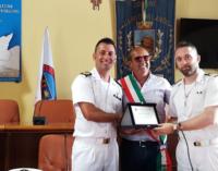 CAPO D'ORLANDO – Riconoscimento pubblico per il Sottufficiale Roberto Santaromita