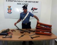 MILAZZO – Sgominata la banda dei furti. I Carabinieri arrestano tre persone.