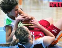PATTI – Beatrice Stroscio a Bourges, in Francia, nei Campionati Europei di basket femminile