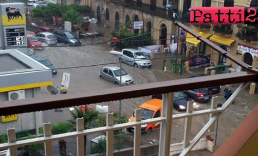 PATTI – Intervento eliminazione rischio idraulico efenomeno allagamento a Marina di Patti