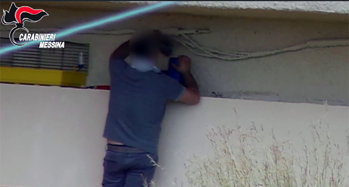 """MESSINA – Operazione """"Scala Reale"""", 12 misure cautelari tra Reggio Calabria e Messina per armi e droga. Coinvolti anche due pattesi"""