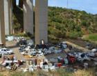 TORRENOVA – Sequestrata discarica abusiva con tonnellate di rifiuti. 68enne deferito alla Procura della Repubblica di Patti