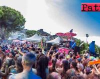 """OLIVERI – Lido Baiadéra.  """"Profumo di mare"""" e """"Summer Color Party"""" per festeggiare i vent'anni di attività"""