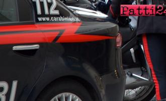 FALCONE – Minaccia, violenza e resistenza nei confronti di due agenti della polizia municipale. 40enne arrestato dai Carabinieri