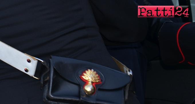 ROCCELLA VALDEMONE – 62enne tratto in arresto per detenzione illegale di armi e munizioni. Controlli ai confini tra i comuni di Roccella Valdemone e San Piero Patti