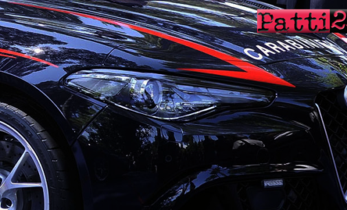 CAPO D'ORLANDO – 38enne originaria di Mistretta danneggia l'auto con calci e pugni e scavalca la recinzione della proprietà dell'ex compagno. Arrestata per stalking