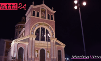 """PATTI – Sabato, anche il Santuario di Tindari per """"La notte dei Santuari …"""" Tanti gli appuntamenti previsti."""