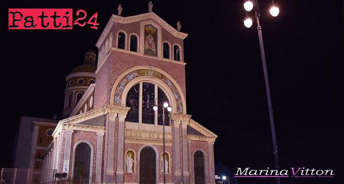 PATTI – Festeggiamenti in onore della Madonna del Tindari. Viabilità a Tindari il 7 e 8 settembre