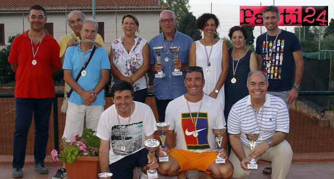 PATTI – Disputato il22° torneo di tennis U.N.U.C.I.,17° memorial Tenente di Cavalleria Renzo Serranò