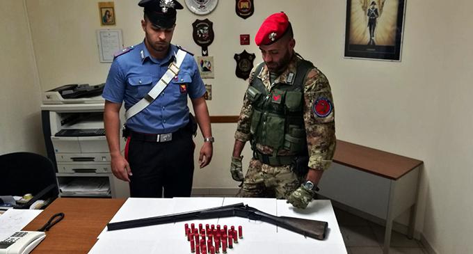 TAORMINA – 2 arresti per detenzione abusiva di armi clandestine