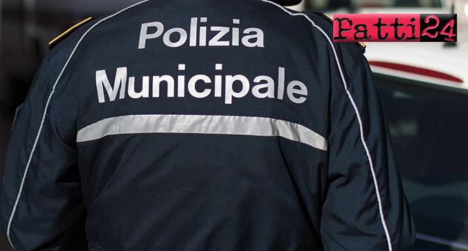 CAPO D'ORLANDO – Polizia Municipale, il bilancio del 2017
