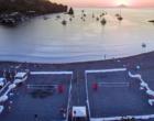 VULCANO – Europeo under 20 beach volley. 32 nazioni partecipanti, un migliaio di persone coinvolte
