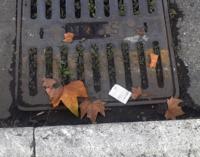 PATTI – Continuano gli interventi per la pulizia di caditoie e/o pozzetti dislocati sul territorio comunale