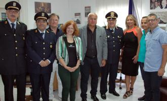 BARCELLONA P.G. – Inaugurata la sezione di Polizia Giudiziaria della Polizia Metropolitana di Messina presso la Procura della Repubblica di Barcellona P.G.