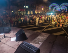 MILAZZO – Applausi per le esibizioni musicali in marina Garibaldi per la festa del patrono