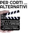 """VILLAFRANCA TIRRENA – Da venerdì a domenica la rassegna """"Per…corti alternativi""""."""