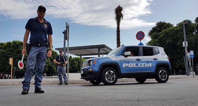 MESSINA – Controlli straordinari della Polizia. Numerose le sanzioni elevate al Codice della Strada con ritiro dei documenti e sequestro del mezzo