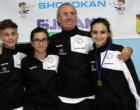 PATTI – Campionato Regionaledi Karate. Oro per Veronica Orlando e Federico Mosca di Patti nel kumite e per Giulia Cala' di Tortorici nel kata