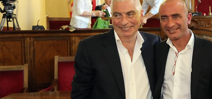 MILAZZO – Conferenza stampa del presidente del Consiglio comunale Gianfranco Nastasi
