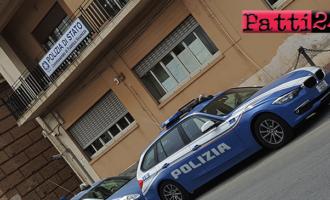 MILAZZO – Saluto di commiato del sindaco Formica al dirigente del Commissariato di Ps., Antonio Rugolo