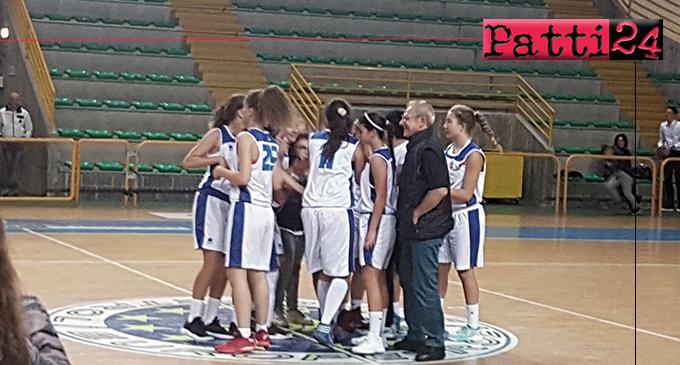 """PATTI – Alma Basket. Mara Buzzanca: """"Siamo inaspettatamente al primo posto dopo due giornate di campionato"""""""