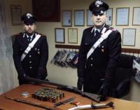 SANTA LUCIA DEL MELA – Detenzione illegale di arma clandestina e munizioni. Arrestato 29enne