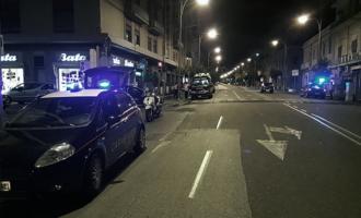 """MESSINA – E' di 13 denunce e 8 segnalati alla Prefettura il bilancio dei controlli dell'Armanella notte della festa dell'""""Immacolata"""""""