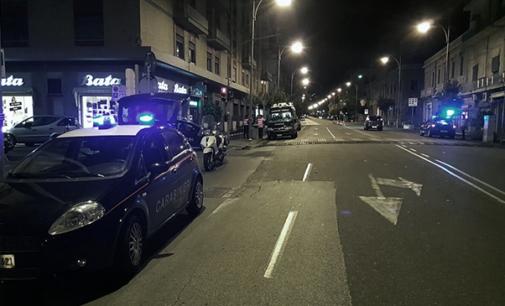 MESSINA – Durante la notte massiccio dispiegamento di uomini e mezzi per controlli sulle principali arterie di circolazione stradale