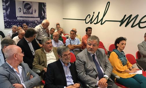 MESSINA – La Cisl istituisce 4 dipartimenti per una migliore rappresentanza sul territorio